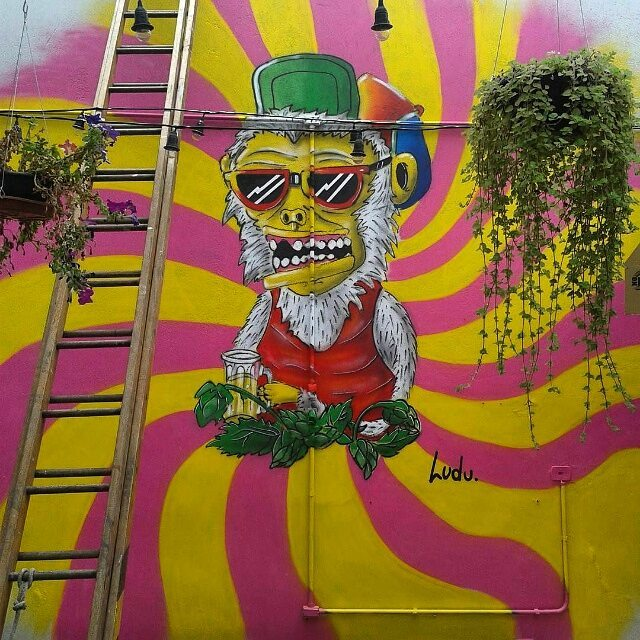@ludu.sp для @emporionoponto в Сан-Паулу. #ludu #saopaulograffiti #graffitisp #graffitisaopaulo #streetartsp #streetartbrazil #streetartbrasil #streetartbr #brazilstreetart #graffitibrasil #brasilgraffiti #brazilgraffiti #igersbrazil #ig_brazil #graffitibrazil #граффити_tschelovek #streetart #urbanart #graffiti #mural #стритарт #граффити #wallart #artederua #arteurbana #streetart_daily #streetarteverywhere