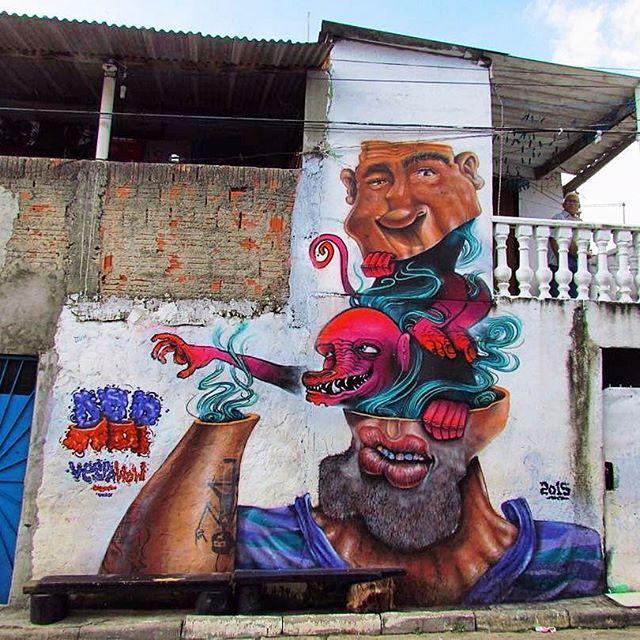 @molina.tattoo + @vespapdfcrew в Сан-Жозе-дус-Кампус (Бразилия) для @abp_graffiti. #wow #vespa #pdfcrew #saopaulograffiti #graffitisp #graffitisaopaulo #streetartsp #streetartbrazil #streetartbrasil #streetartbr #brazilstreetart #graffitibrasil #brasilgraffiti #brazilgraffiti #igersbrazil #ig_brazil #graffitibrazil #граффити_tschelovek #streetart #urbanart #graffiti #mural #стритарт #граффити #wallart #artederua #arteurbana #streetart_daily #streetarteverywhere
