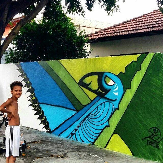 @remoemfrente в Сан-Паулу. #remo #graffitisp #graffitisaopaulo #streetartsp #streetartbrazil #streetartbrasil #streetartbr #brazilstreetart #graffitibrasil #brasilgraffiti #brazilgraffiti #igersbrazil #ig_brazil #graffitibrazil #граффити_tschelovek #streetart #urbanart #graffiti #mural #стритарт #граффити #wallart #artederua #arteurbana #streetart_daily #streetarteverywhere
