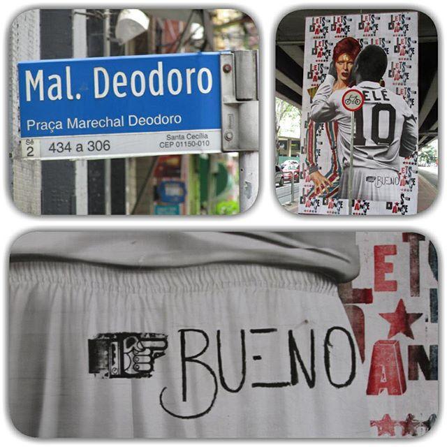 Parabéns para esse artista que enche nossos olhos de arte!!!  #callejeandoporsãopaulo #megusta #fotografiar #sãopaulo #brasil #streetartsp #davidbowie #pelé #reipele #arteurbana #olheosmuros #olharesdesampa #creatividad #colores #minhocão #sábado #febrero #verano #caminos #urbanarts #aquelasp #sp4you #spdagaroa #streetart