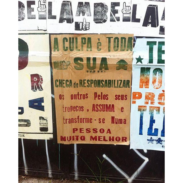Sabedoria das ruas #sãopaulo #streetart #streetartsp