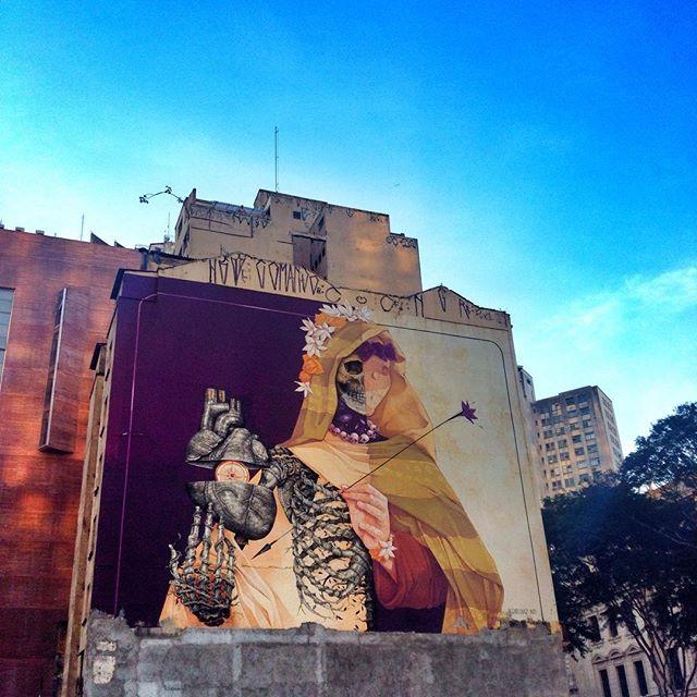 Street art SP #streetart