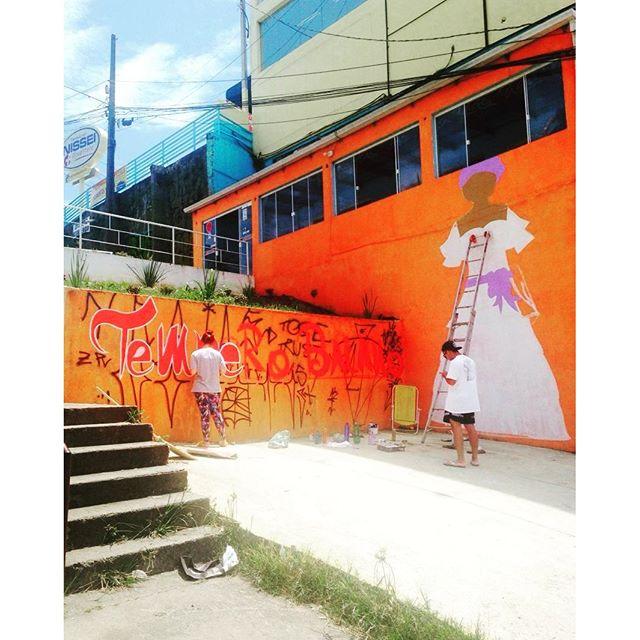 Trabalho de hj, comercial maracanã #grafittiart #graffitiigers #rsa_graffiti #thestreetsoflondon #streetartsp #brasil #real #graff #amazing