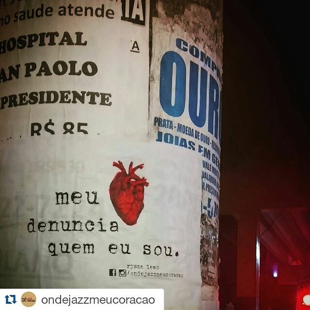 Uma manteiga derretida... #Repost @ondejazzmeucoracao ・・・ #ondejazzmeucoracao #streetartsp