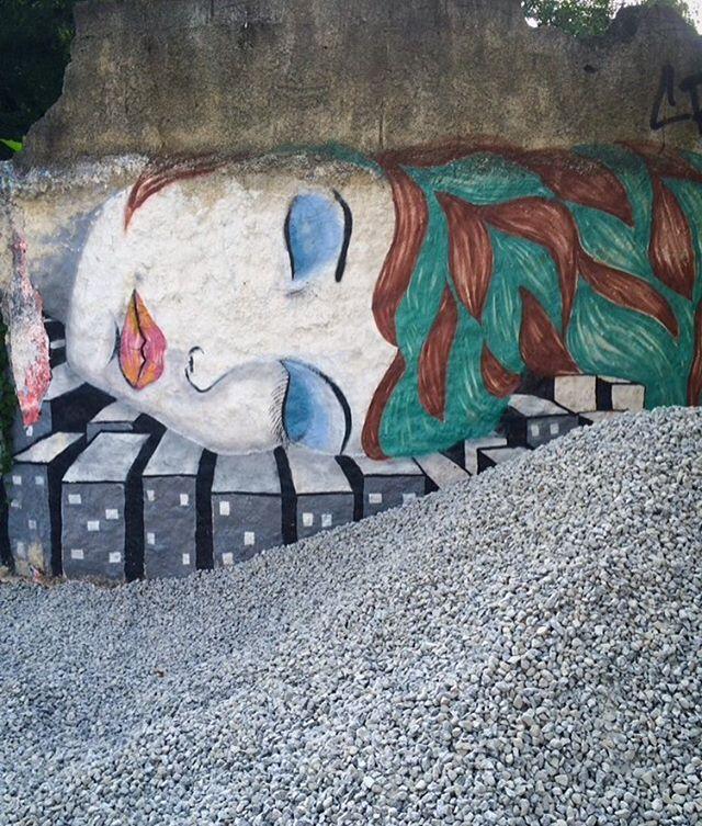 Alto de Pinheiros - A Bela Adormecida sobre a cidade - Arte @grazie_ #instamuros #graffitiart #streetart_daily #streetartsp #streetphoto_brasil #streetartphotography #sampagraffiti #sigagraffitisp #nasruasdesp011 #mundoruasp #olheasruas #olheosmuros #tv_streetart #rsa_graffiti #coolsampa #sp4you #misturaurbana #arteurbana #arteurbanasp #sigagraffitisp #super_saopaulo #brstreet #brvsco #brarts #brhdr #InstaPicTen #mostreseuolhar #mobgraphia #obompaulistano #click_n_share #aquelasp #coolsampa