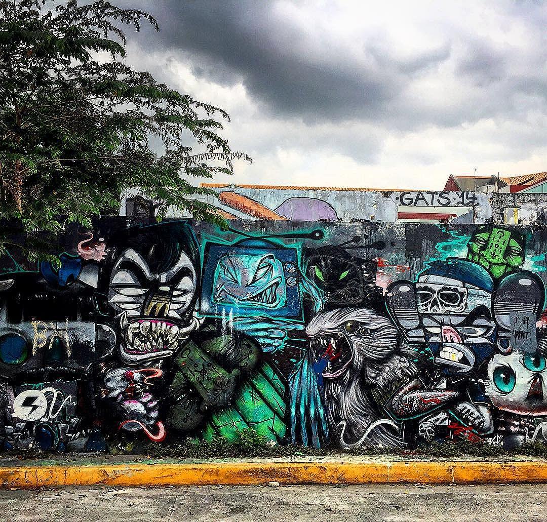 Manila Grafffi - Manila Philippines #manila #philippines #intramuros #graffiti #graffitiart #manilagraffiti #graff #tags #streetartsp #artist #art #mural #sprayart #graf #tagging #philippinegraffiti #paint #newyork #pinoy #asian #igphilippines