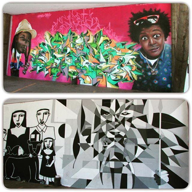 #parqueibirapuera #viernes #febrero #verano #caminos #arteurbana #colores #creatividad #olheosmuros #aquelasp #olharesdesampa #callejeandoporsãopaulo #megusta #fotografiar #sãopaulo #brasil #streetartsp #grafitebrasil #sp4you #urbanarts #streetart #parques