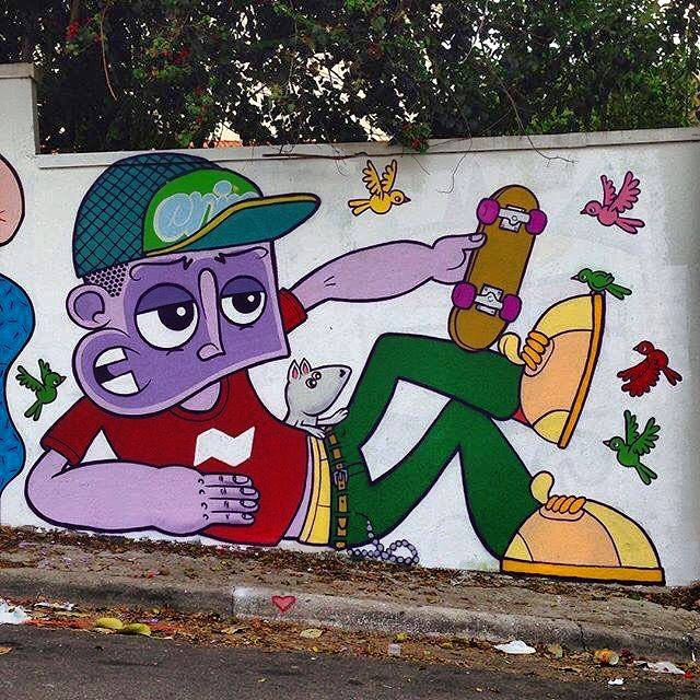 #Sp #streetarts #streetartsp #followme #instapic #instalove #instagramers #picoftheday #top #art #graffiti #latergram #chivitz