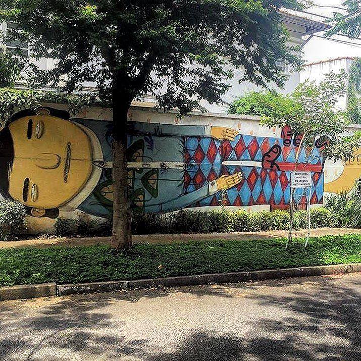 #Sp #streetarts #streetartsp #followme #instapic #instalove #instagramers #picoftheday #top #art #graffiti #latergram