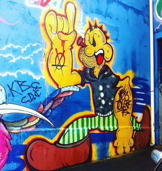 Galeria a céu aberto! @lp_ds  #art #streetart #urbanart #saopaulo #sampa #sp #grajauex #streetartsp