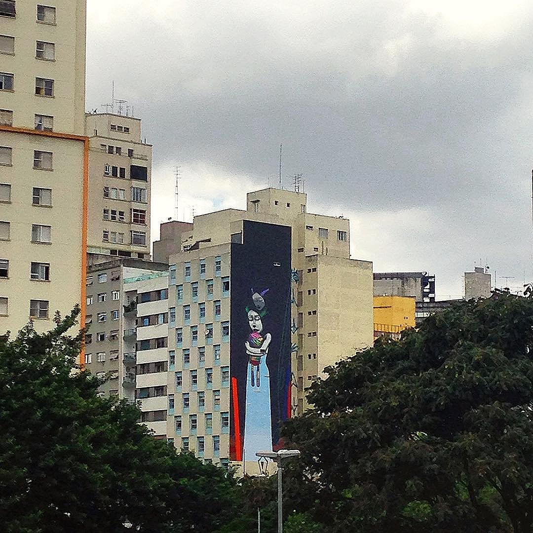 [ #streetartsp ]