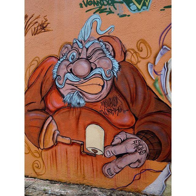 Street Art em Sampa Data20160325 Câmera: #SONY_RX100M2 Photo: J Goncalves