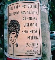 Compartilhado por: @fridafeminista em Apr 17, 2016 @ 19:59