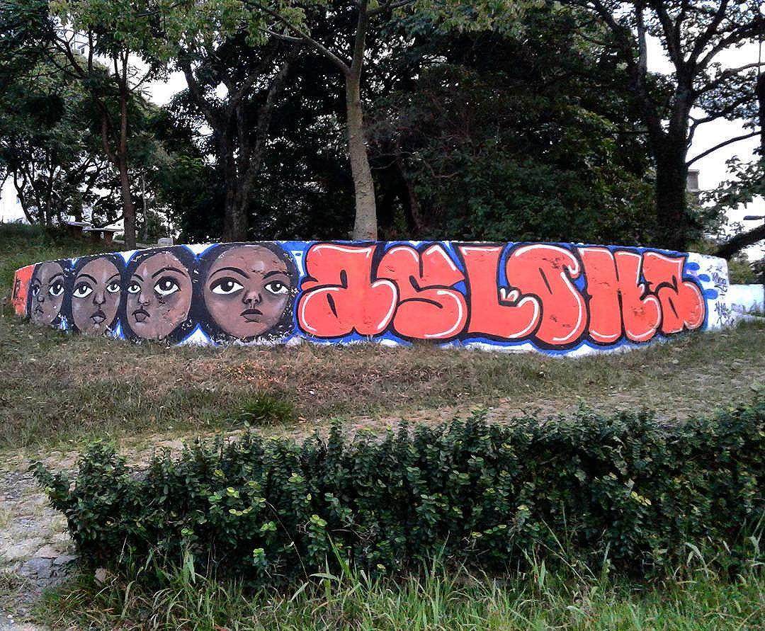 #streetart #urbanart #graffiti #streetartsp #sp011 #sp #aslokacrew