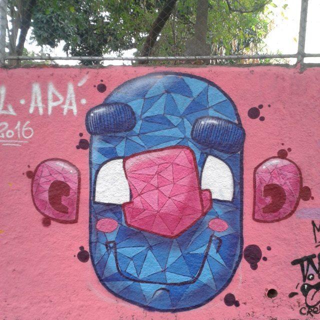 26° Evento de Graffiti da Pompéia #graffiti #graff #graffart #art #arte #arts #artist #colors #color #cor #cores #apa #apaone #brazilianart #brazilianstyle #brazilianartist #streetartsp #streetart #urbanstyle #urbanart #urbanartist #maiscorporfavor #character #cartoons #sp #spraycans #arteurbana