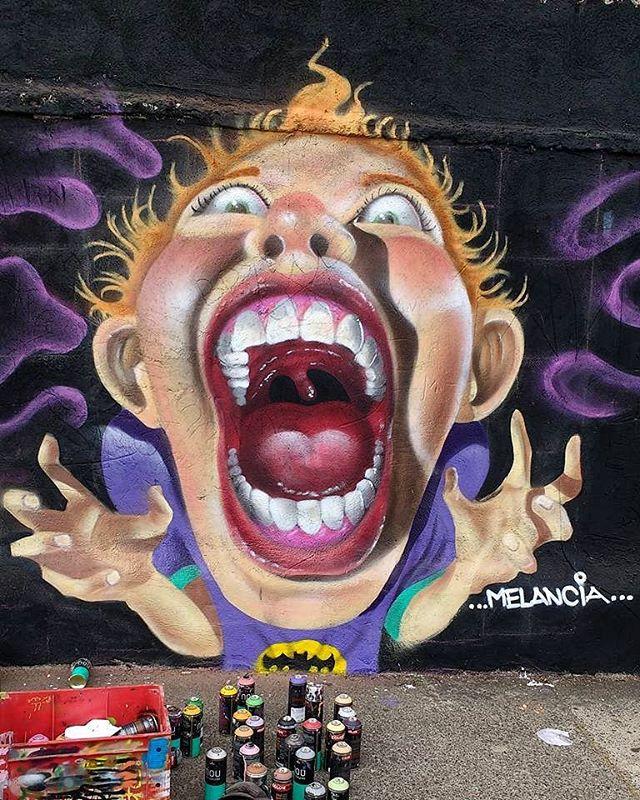 @robsonmelancia в Сан-Паулу. #robsonmelancia #saopaulograffiti #graffitisp #graffitisaopaulo #streetartsp #streetartbrazil #streetartbrasil #streetartbr #brazilstreetart #graffitibrasil #brasilgraffiti #brazilgraffiti #igersbrazil #ig_brazil #graffitibrazil #streetart #urbanart #graffiti #wallart #graffitiart #wallpainting #muralpainting #artederua #arteurbana #muralart #streetart_daily #streetarteverywhere