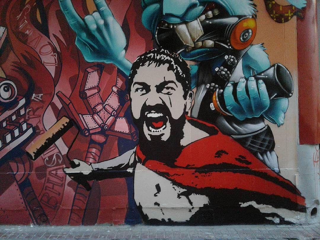 Domingo de Arte  #tars #stencil #streetart #streetartsp  #graffiti #grafite #arte #art #urbanart #arteurbana
