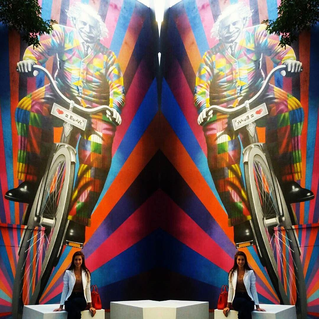 Einstein  #art #streetartsp #sp #brazil #colourful