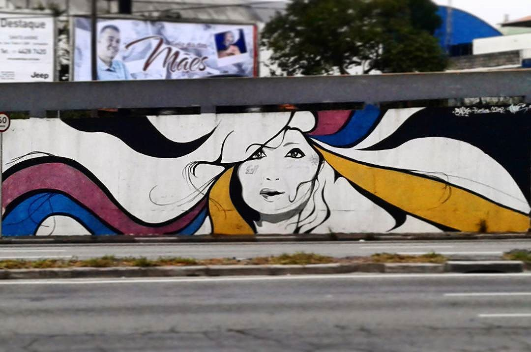 ******************* #streetart #urbanart #graffiti  #streetartsp #graffitibrazil #graffitibrasil #streetartbrazil #grafite #grafitesp #streetarteverywhere #braziliangraffiti #sprayart #graffitiart #instagraffiti #instagraff #graffitiporn #santoandre #artecallejero