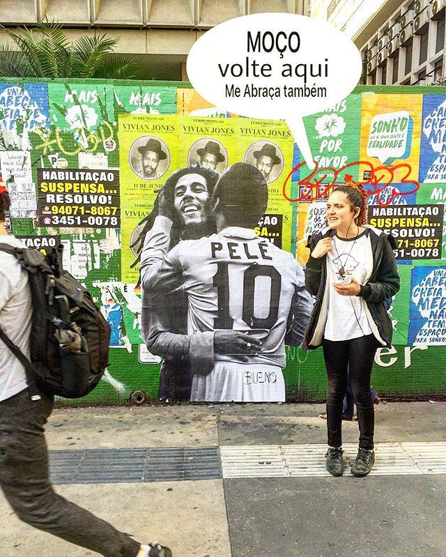 @buenocaos vc sabe que eu sou seu fã né ? #buenocaos #arteurbana #coolsampa #grafite #graffiti #graffitisaopaulo #graffitisp #instagraffiti #instasaopaulo #sampa #saopaulo #saopaulocity #sp #splovers #streetart #streetartsaopaulo #streetartsp #streetartbrasil #urbanart #sigagraffitisp #stencil #stickerart #lambelambe28/06/16.
