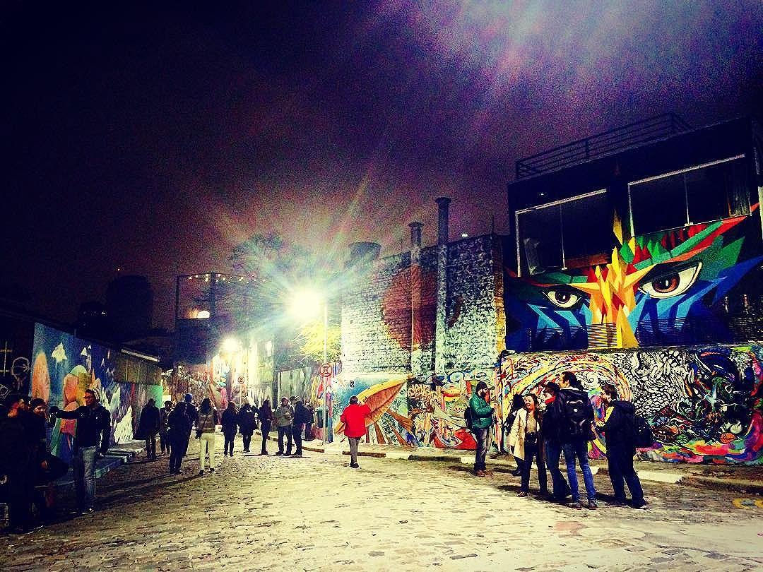 Beco #sp #streetartsp #streetart #graffiti