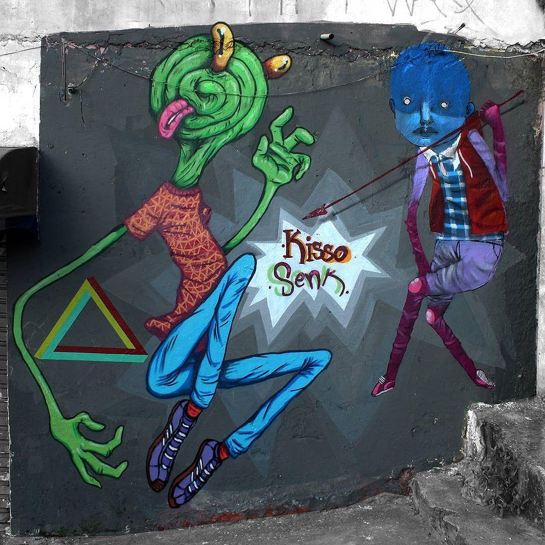 Cabeça de rocambole na ZL - na quebrada do meu mano @fabianosenk. Valeu pelo convite irmão! #graffitiart #graffitis #graffitiwall #graffiti #graphicdesign #grafitesp #grafite #graffitiartist #graffitiigers #graffiti_magazine #globalstreetart #streetartist #streetart #urbanart #urbanartist #wall #kisso #art #painting #graffitiporn #murals #arteurbana #arterua #mtn #streetartsp #pixo #sampagraffiti #spray