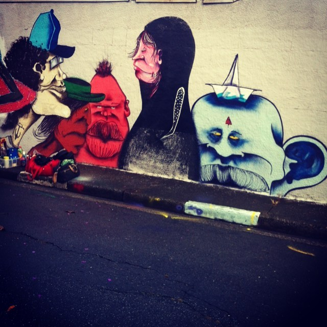 In progress.... #graffitisp #sampagraffiti #sp #streetartsp #streetartbrasil #wall #povo #personagem #calixto