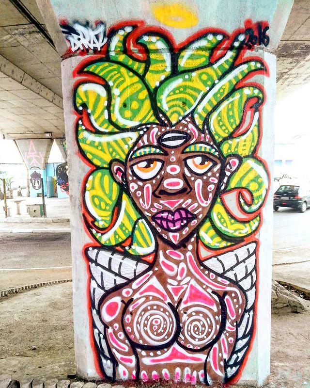Intervenção Urbana no Artur Alvin, São Paulo-SP. Por #dpraz 2016 #dpraznãopara #danyahupraz #dancoliveira #danielpraz #interveçãourbana #arteurbana #artederua #cores #sprayarte #látex #colorginarteurbana #noucolors #artesvisuais #urbanart #streetart #colors #sprayart #visualarts #instaurbanart #instastreetart #streetartbrazil #streetartsp #streetartworldwide #arteurbanabrasil #artederuabrasil