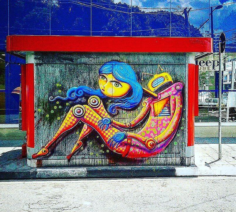 Just an ordinary newsstand in São Paulo #saopaulocity #saopaulowalk #saopaulo_originals #saopaulobrazil #saopaulocolorida #saopaulo_sp #saopaulosp #streetarteverywhere #streetartofficial #streetart_daily #streetartsp #streetartbrazil #urbanart #cityandcolour #cityandcolor #urbancolours #shoottokill #urbanphotography #urbanphoto #urbanexploration #urbancity #urbano #cidadedesaopaulo #cidadeurbana #cityliving #creativelife #creativespace #creativeart #colourfulcity