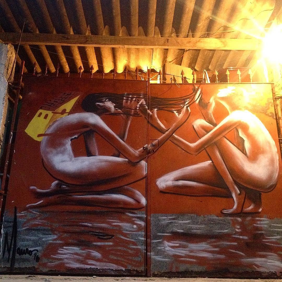 #Mauro #casa #veracidade #gente #streetartsp #casanascostas #graffiti #grajau