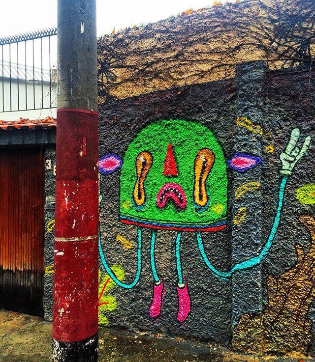 Melted #streetart #aclimação #grafite #graffiti #sp #saopaulo #brasil #brazil #art #streetartphotos #streetartsp #streetartsaopaulo