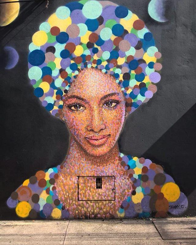 o feminino #streetartsp