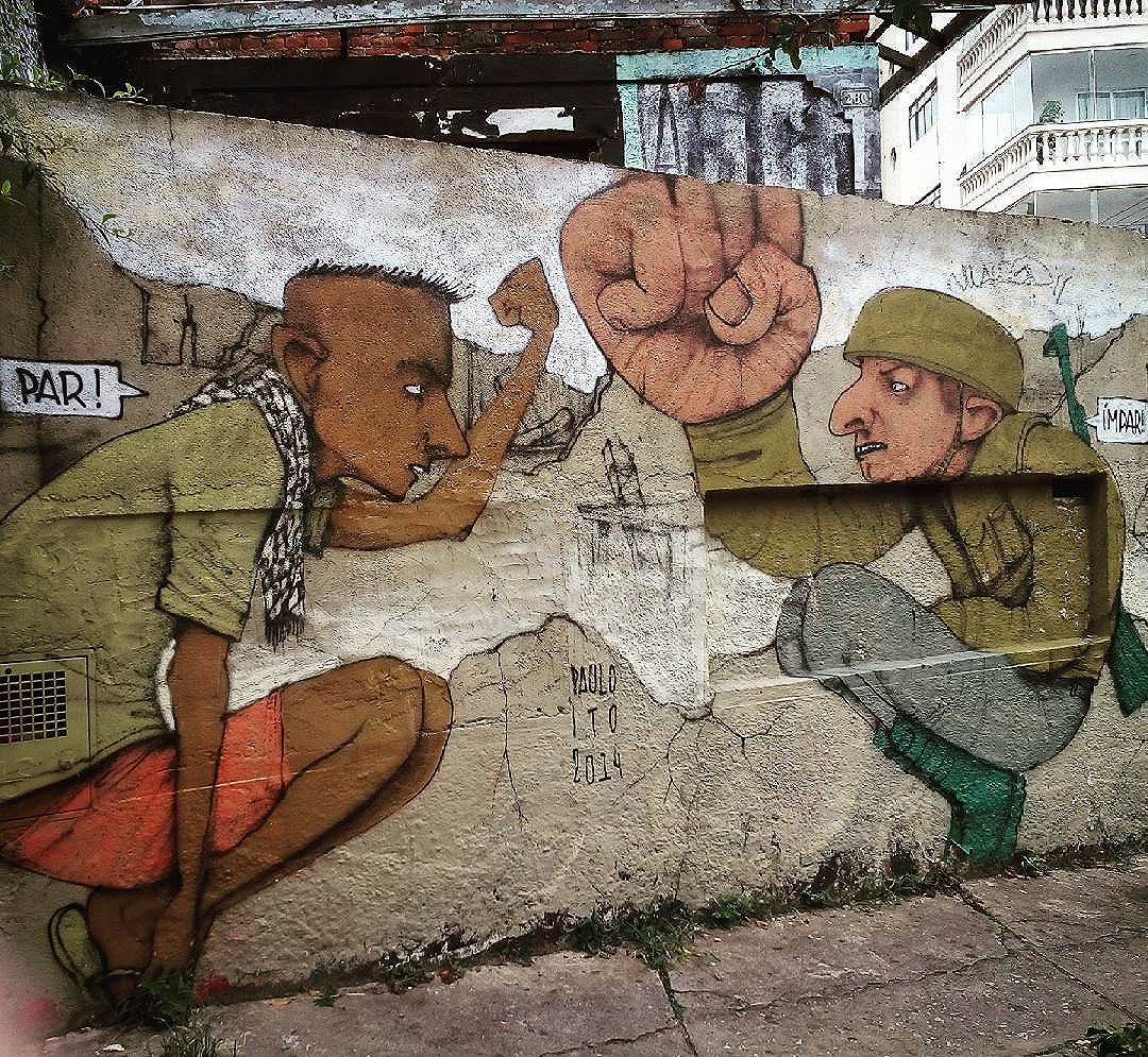 São Paulo. 27/05/2016 | vandalogy #streetart #streetartsp #graffiti #streetartbrazil #sãopaulo