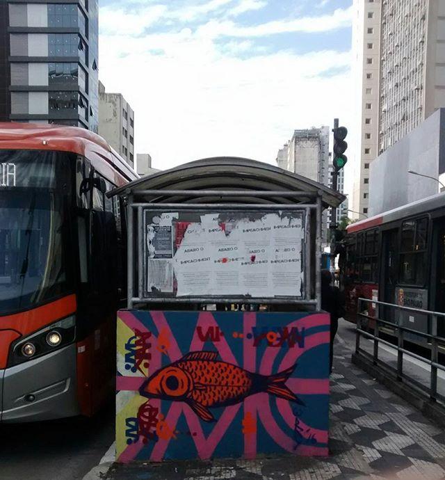 #saopaulobrazil #saopaulo #sampa #saopaulobrasil #saopaulosp #arteurbano #arteurbana #streetart #streetartsaopaulo #streetartbrazil #streetartsp #artederuasaopaulo #artederuasaopaulosp #artederua #artederuabrasil #artecallejero #paisagemurbana #paisajeurbano #citylandscape #cityphotography #urbanphotography #foto #fotografiaurbana #fotografia #brazil #brasil