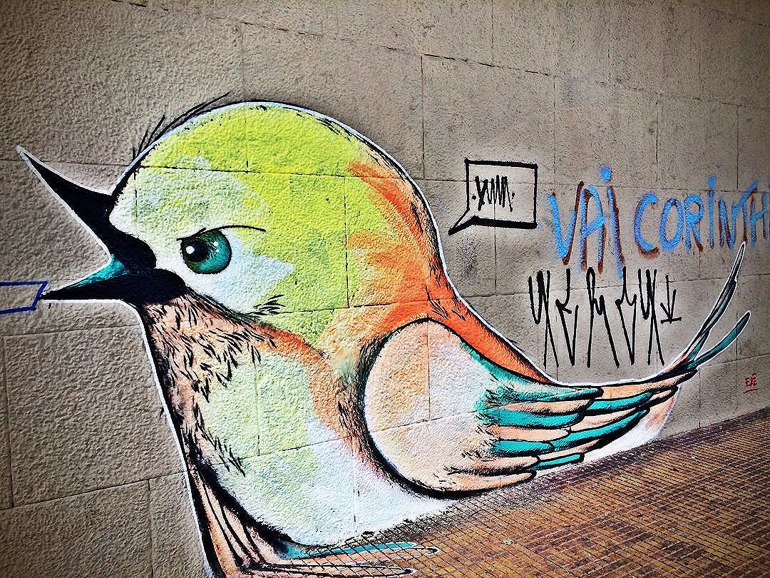 Twit #streetart #9dejulho #grafite #graffiti #sp #saopaulo #brasil #brazil #art #streetartphoto #streetphoto #streetartsp #streetartsaopaulo