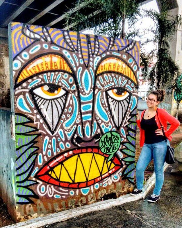 Uma alegria imensa ao ver sua companheira tirar foto com seu trabalho das ruas... Gratidão infinita @kmila_desouza , só você mesma para completar minha felicidade!!!! Eu te amo muito!!! #dpraz #dpraznãopara #danyahupraz #dancoliveira #danielpraz #arteurbana #intervencaourbana #artederua #cores #sprayarte #colorginarteurbana #noucolors #látex #artesvisuais #dreadlocks #urbanart #streetart #colors #sprayart #visualarts #instastreetart #streetartbrazil #streetartsp #streetartworldwide #dreadwoman