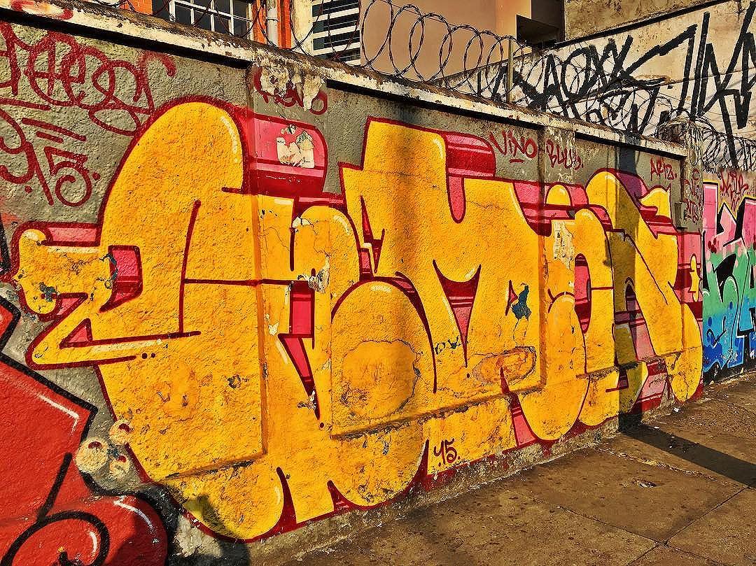 @osgemeos #graff #graffiti #streetarteverywhere #streetartistry #streetartandgraffiti #streetphotography #streetphotographer #street #streetphoto #urban #streetartsp #saopaulo #sp #brasil #brazil