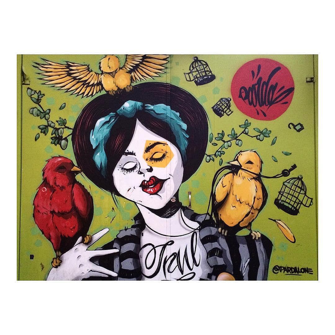 avoa! #streetart #grafitti #streetartsp
