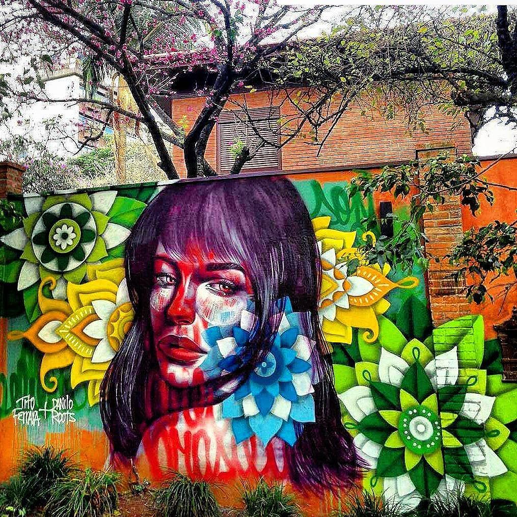 Foto de @tschelovek_graffiti da arte de @danroots + @titoferrara em São Paulo. #ArteUrbanaBR #danroots #titoferrara #saopaulograffiti #graffitisp #graffitisaopaulo #streetartsp #streetartbrazil #streetartbrasil #streetartbr #brazilstreetart #graffitibrasil #brasilgraffiti #brazilgraffiti #igersbrazil #ig_brazil #graffitibrazil #streetart #urbanart #graffiti #wallart #graffitiart #wallpainting #muralpainting #artederua #arteurbana #muralart #streetart_daily #streetarteverywhere