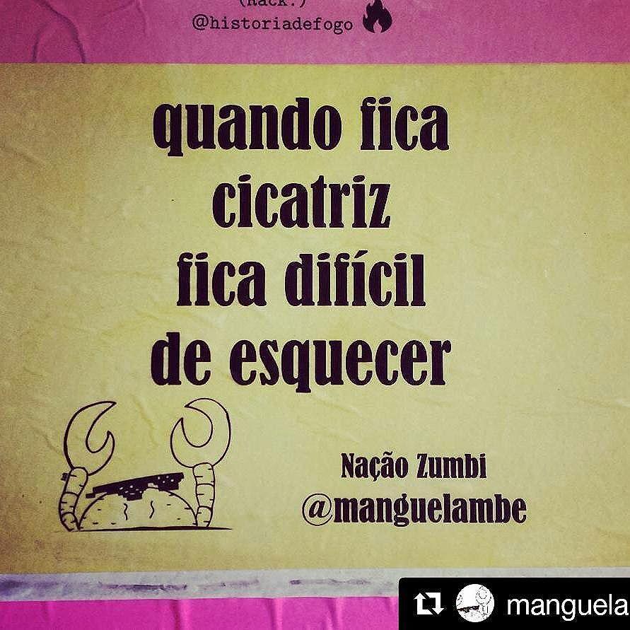 #Repost @manguelambe with @repostapp ・・・ Lambendo a #naçãozumbi @nacaozumbioficial  Viu um manguelambe por aí? Marca a gente. Vai compartilhar? Não esqueça de nos citar.   #boanoite #manguelambe #lambelambe  #artederua #urbanismo #manguebeat  #olheosmuros #urbanart #musica  #manguebit  #pernambuco  #pelosmuros #poesiaderua  #lamblamb  #streetart #taescritoemsampa #txturbano #misturaurbana #caranguejo #oqueosmurosfalam  #splovers #sp4you #igerssp #streetartsp #vinarua #arteurbana #vozesdacidade