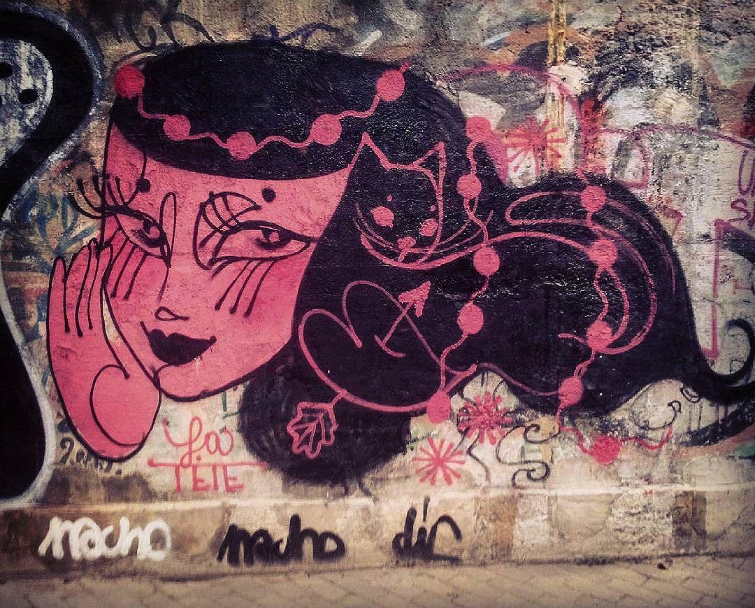 #streetart #streetphotography #streetartistry #urbanart #urbanartistry #muralesdecorativos #artedistrada #stencil #stencilart #stickers #sticker #milan #igerslombardia #igersmilano #vivomilano #murales #muralesart #muralart #graffitiigers #graffitiartist #graffitiporn #italy #streetartnews #streetphotography_italy #streetartsp #martesana #milan #talk #woman #cat #contemporaryart