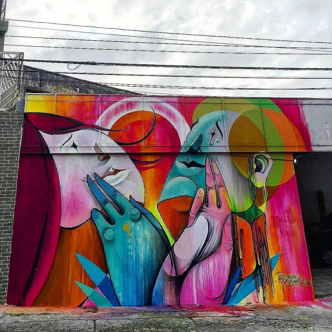 """True touches"" by @digitalorganico in São Paulo. Address: Joao Moura street 2462. #digitalorganico #digitalorganicostudio #saopaulograffiti #graffitisp #graffitisaopaulo #streetartsp #streetartbrazil #streetartbrasil #streetartbr #brazilstreetart #graffitibrasil #brasilgraffiti #brazilgraffiti #igersbrazil #ig_brazil #graffitibrazil #streetart #urbanart #graffiti #wallart #graffitiart #wallpainting #muralpainting #artederua #arteurbana #muralart #streetart_daily #streetarteverywhere"