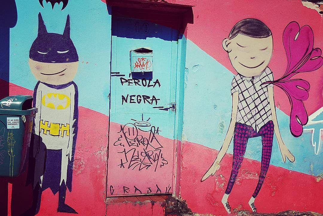 #vilamadalenasp #becodobatman #streetart #streetartsp #amosp