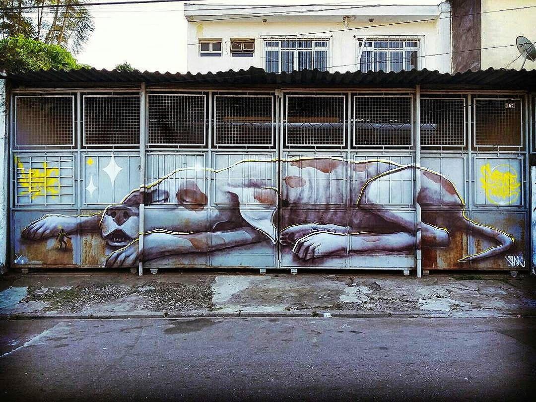 @quinhoqnh in Sao Paulo. Photo by @vagarosamente. #quinhoqnh #qnh #saopaulograffiti #graffitisp #graffitisaopaulo #streetartsp #streetartbrazil #streetartbrasil #streetartbr #brazilstreetart #graffitibrasil #brasilgraffiti #brazilgraffiti #igersbrazil #ig_brazil #graffitibrazil #streetart #urbanart #graffiti #wallart #graffitiart #wallpainting #muralpainting #artederua #arteurbana #muralart #streetart_daily #streetarteverywhere