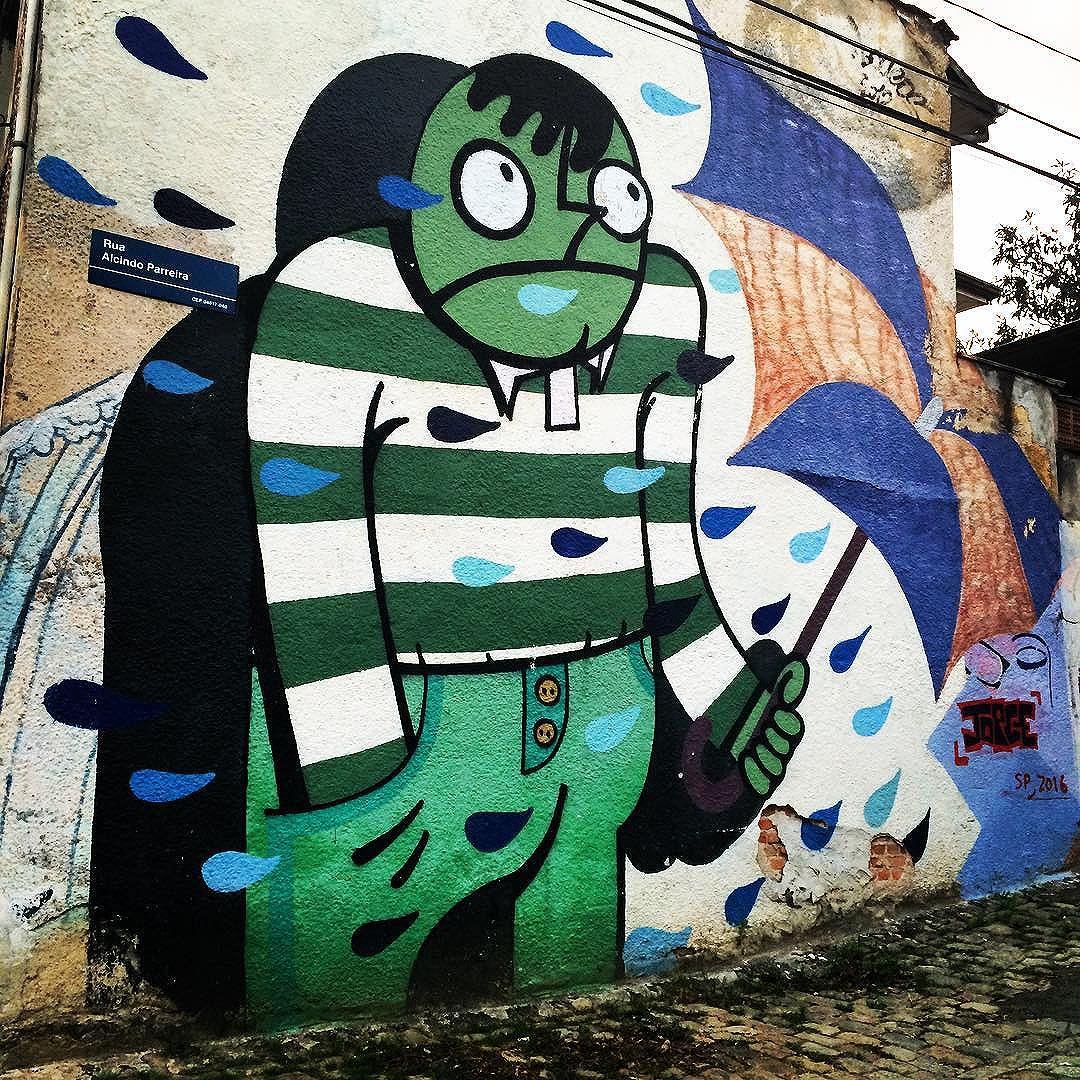 #brazil #sp #graffiti #urbanart #instagraffiti #instaart #streetart #streetartsp #splovers #sampagraffiti