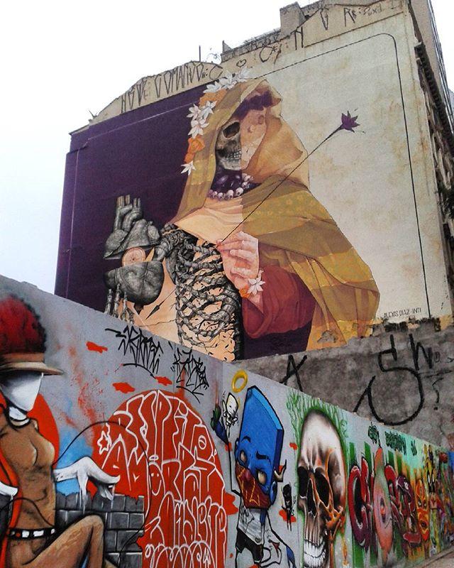 Esse trampo <3 #graffitisp #streetartsp #sparte #sampagraffiti