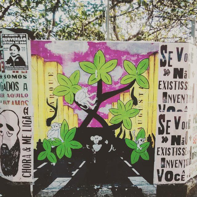 #lambelambe #artecontemporanea #contemporaryart #arteurbana #urbanart #Arte #Art #SãoPaulo #Brasil #parqueaugusta #Augusta #sp4you #sousampa #olharesdesampa #olharesurbanos #observadores_br #mobilephotography #fotografiadecelular #streetartsp #streetart #streetartbrazil #streetartworldwide