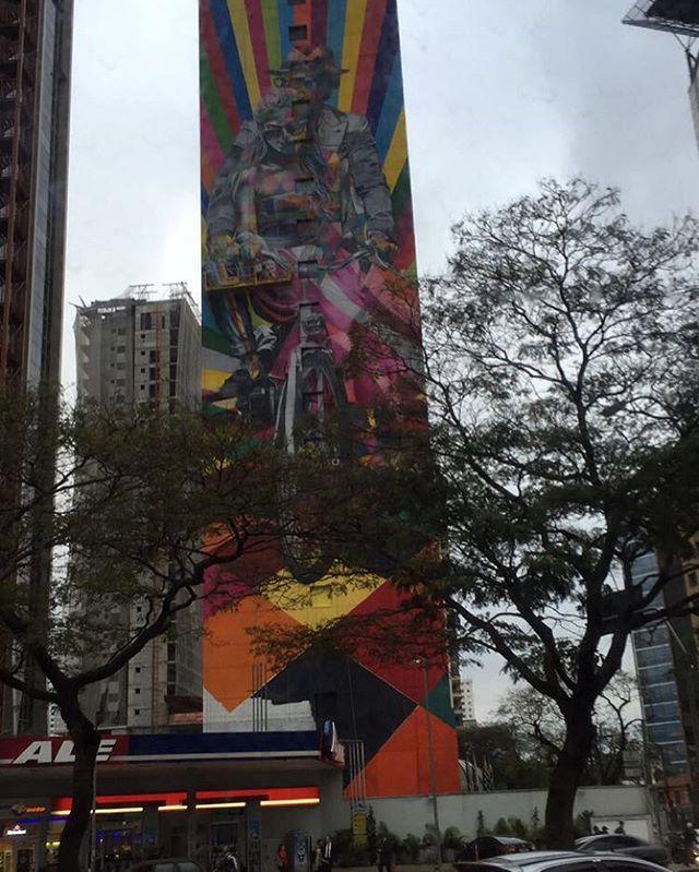 Minha São Paulo ️ #transporteviasp #dobusao #saopaulo #saopaulocity #StreetArtSP
