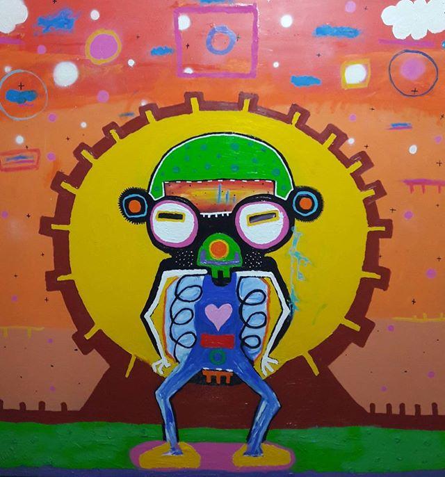 painting process 150x150. #canvas #artgallery #urbanart #artist #art #miamiart #moma #artmuseum #picture #work #paintings #abstract #streetart #street #popart #modernartist #streetartsp #streetartnyc #artmiami #fé #ruas #jgor_art #spraycan #streetartlondon #streetstyle #streetarts #artesplasticas #