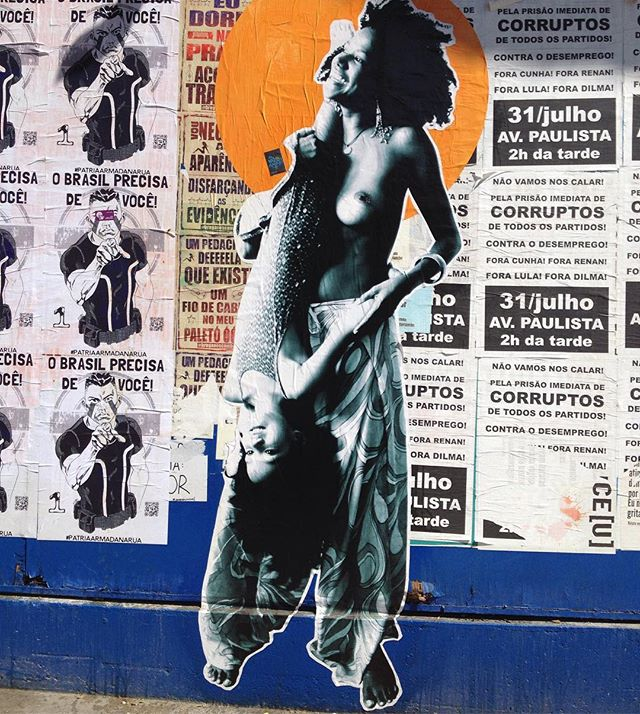 #streetart #urbanart #streetartbrazil #streetartsp #arteurbana #artederua #avpaulista #sampa #splover #spwalker